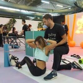 Floor Stretching Module