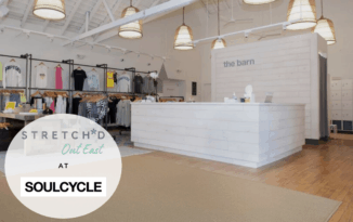 Hamptons SoulCycle Barn & Home Stretch*d